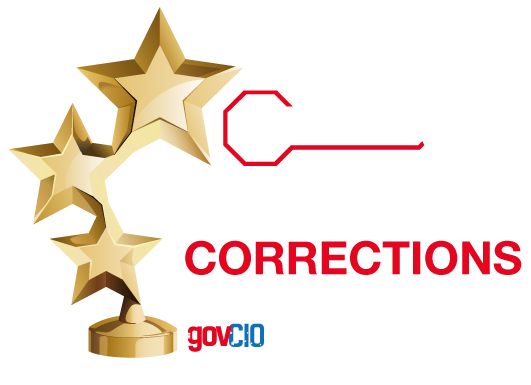 Gov CIO 2020 Corrections Award