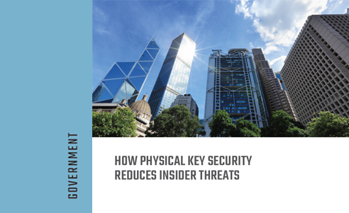 How Physical Key Security Reduces Insider Threats